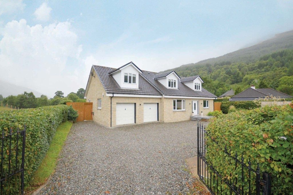Steel Houses, Succoch, Arrochar, G83 7AL