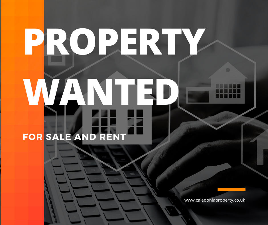 property wanted west dunbartonshire