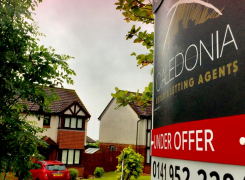 soaring property demand